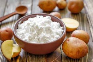 Антидот йода – картофельный крахмал